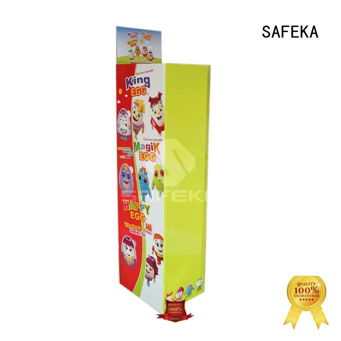 marketing unique design bin high quality for supermarket