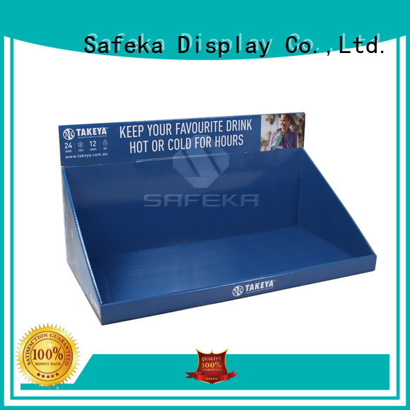 SAFEKA wallet display counter free sample for sale