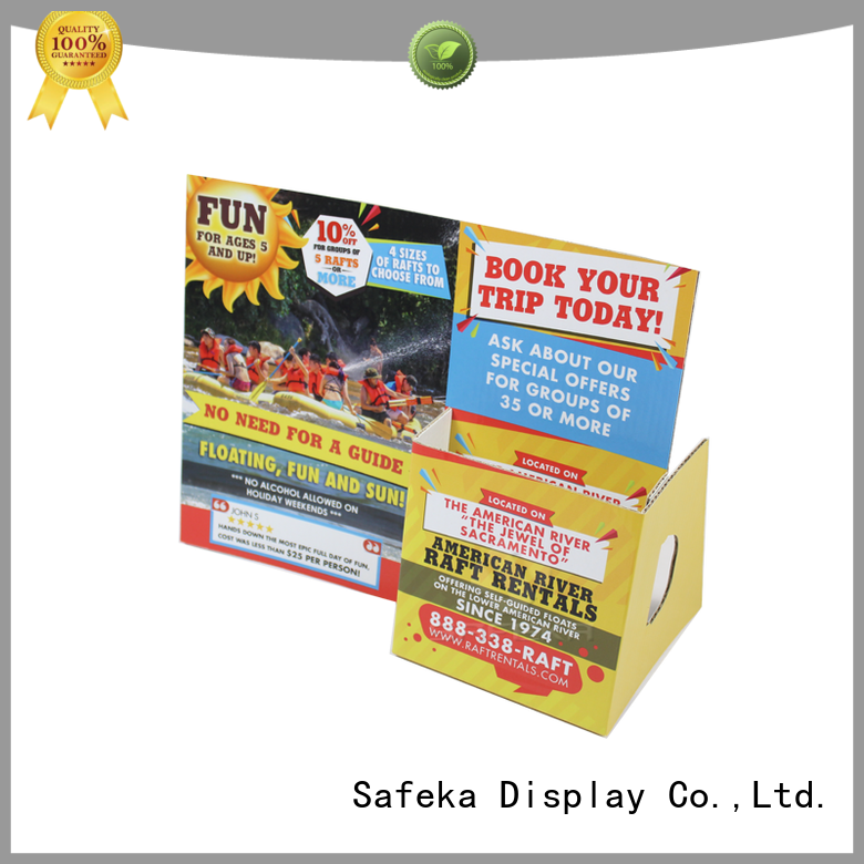 SAFEKA low-cost cardboard cutout standees free delivery for bulk order