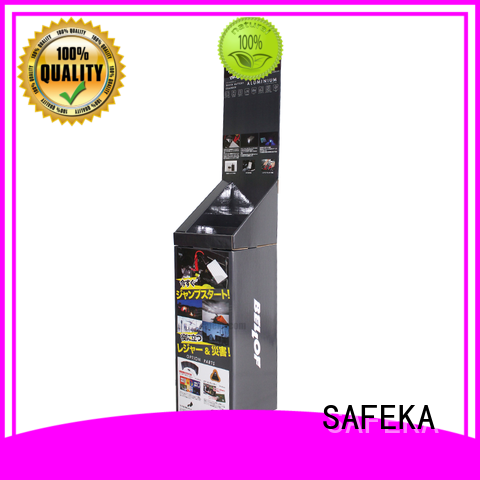 SAFEKA Brand full retail display bins display supplier