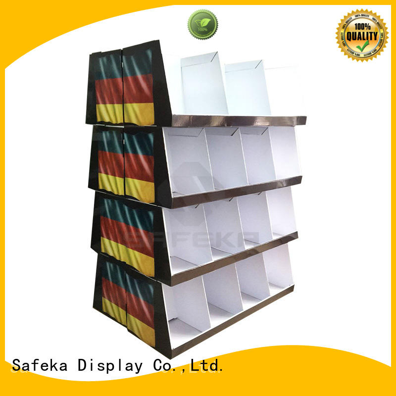 globus pallet display shape bus SAFEKA company