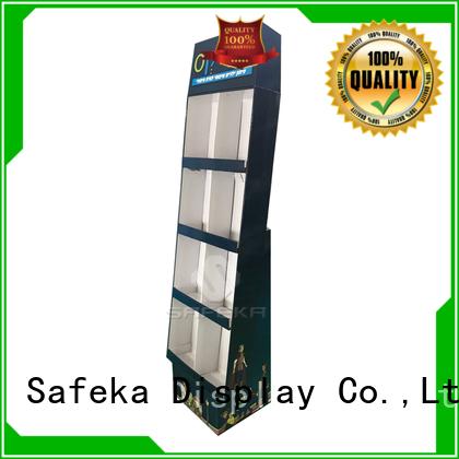 SAFEKA custom retail racks at discount for wholesale