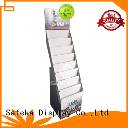 SAFEKA high-caliber retail display stands at discount for sale