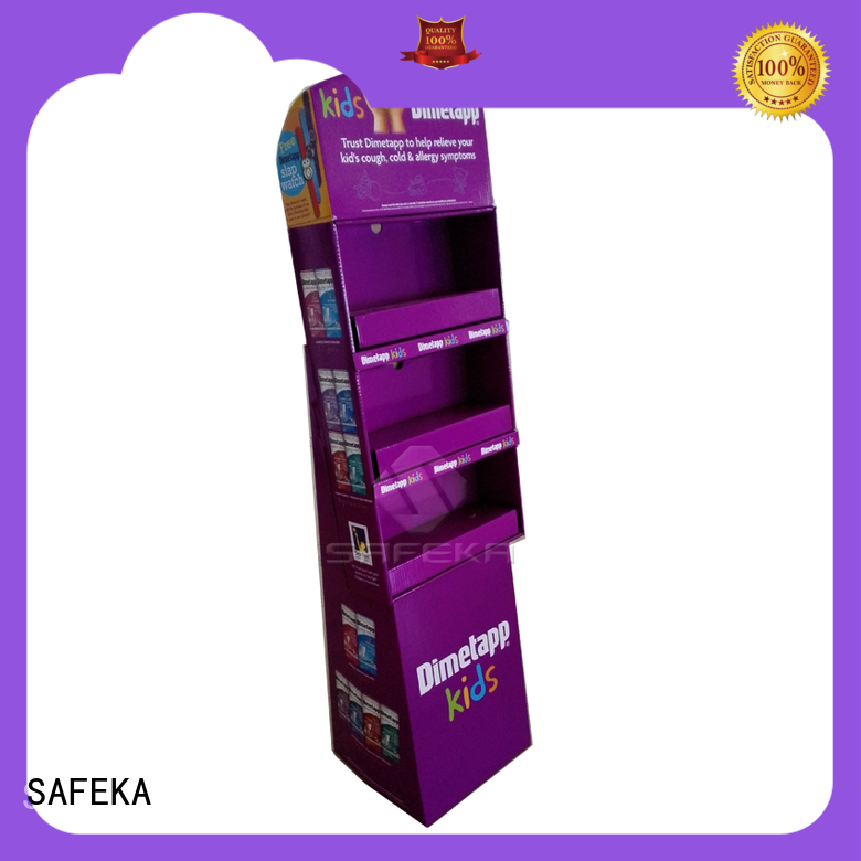 SAFEKA cell display floor at discount free delivery