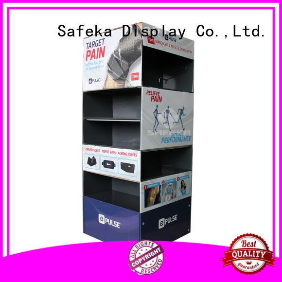 SAFEKA funko cardboard display stand hot-sale at sale