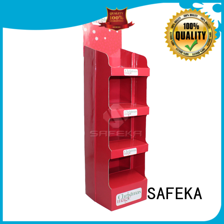 SAFEKA custom retail racks bulk order free sample