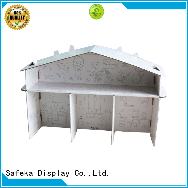 SAFEKA Brand counter stand personalized cardboard cutouts