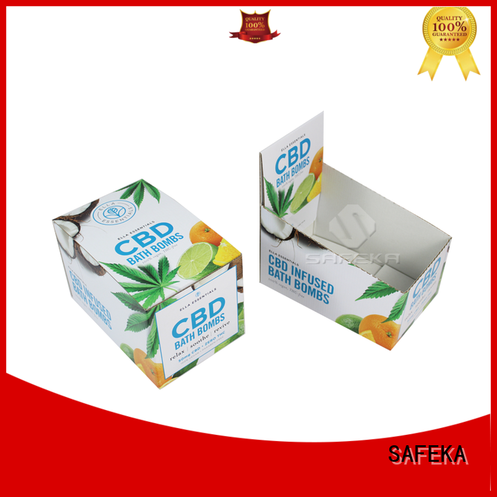 SAFEKA custom retail counter at discount for wholesale