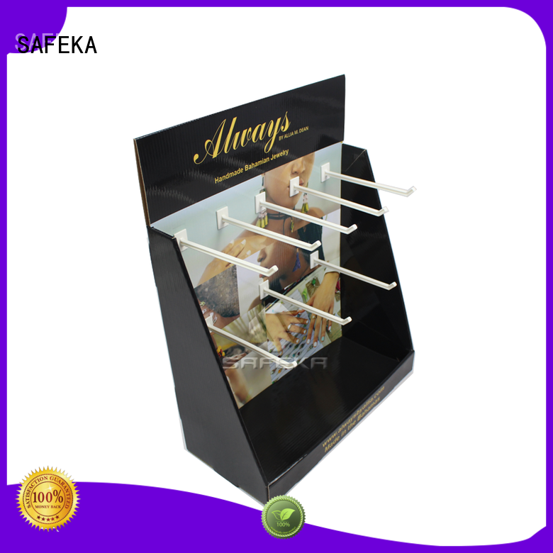 SAFEKA top-selling display counter promotional for sale