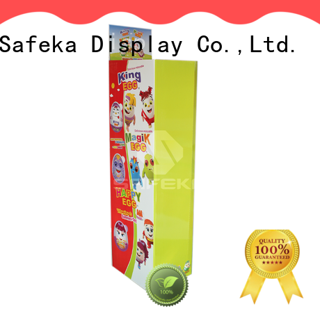 SAFEKA stand custom printed cheapest price for customization