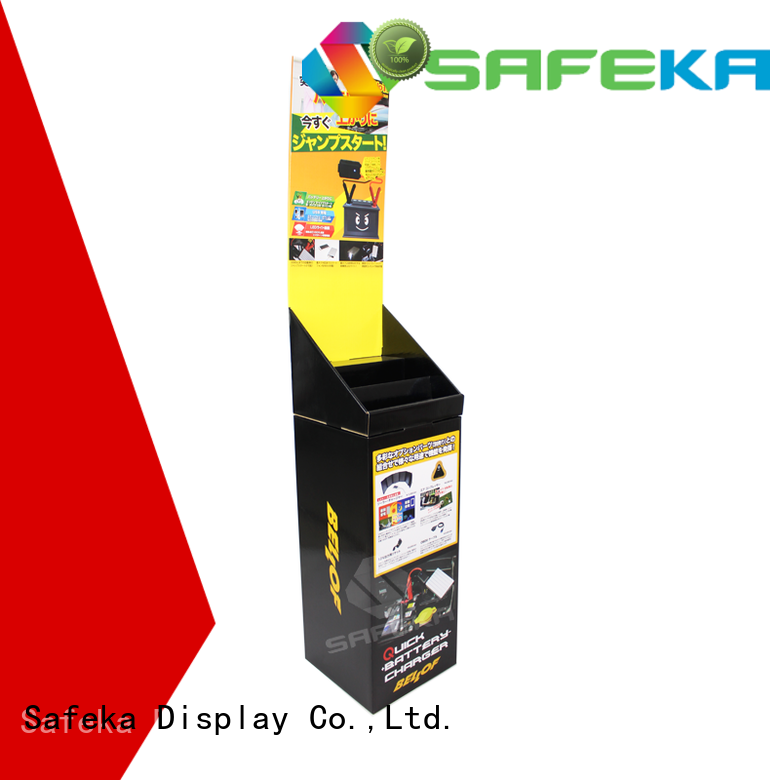SAFEKA Brand bin point custom retail display bins