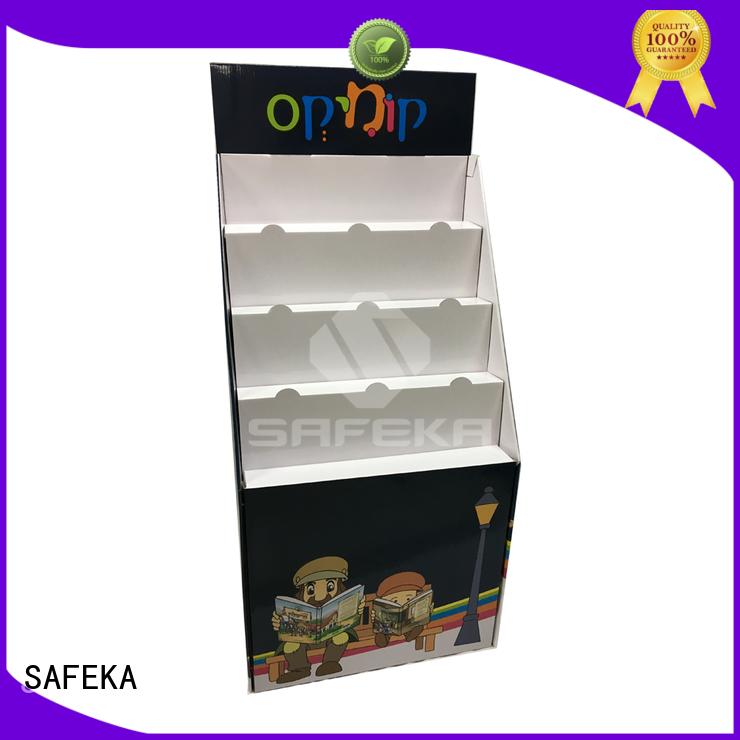 SAFEKA design retail racks at discount free sample