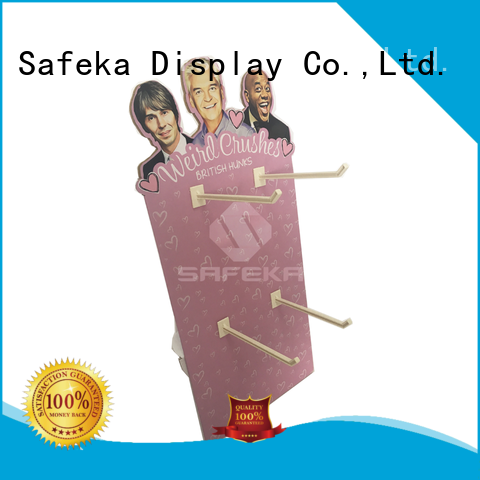 Cardboard Cutout Standees SS1159 with Peg Hooks