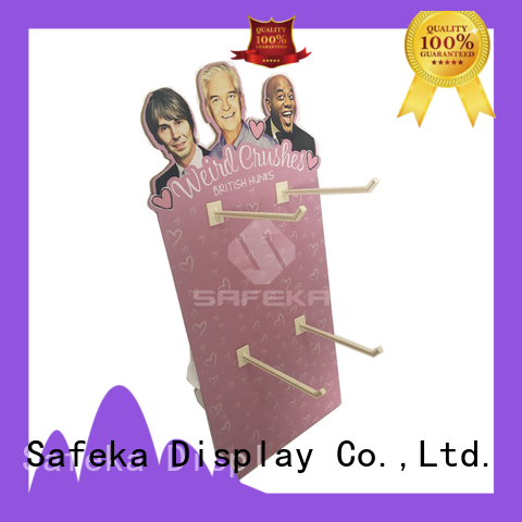 SAFEKA ss1164 cardboard cutout standees promotional for store