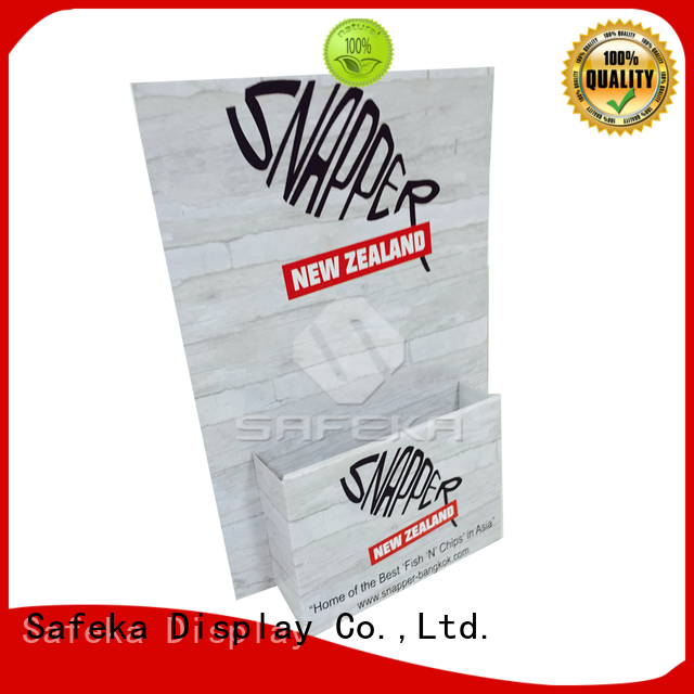 SAFEKA high-quality custom pop promotional at discount