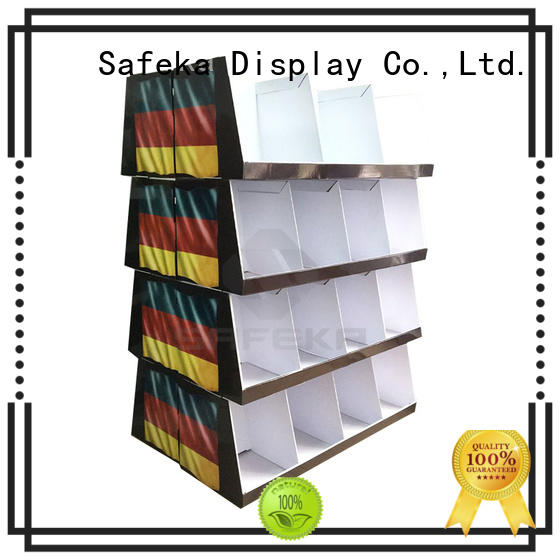 Germany Globus PDQ Pallet Display for  WORLD CUP 2018