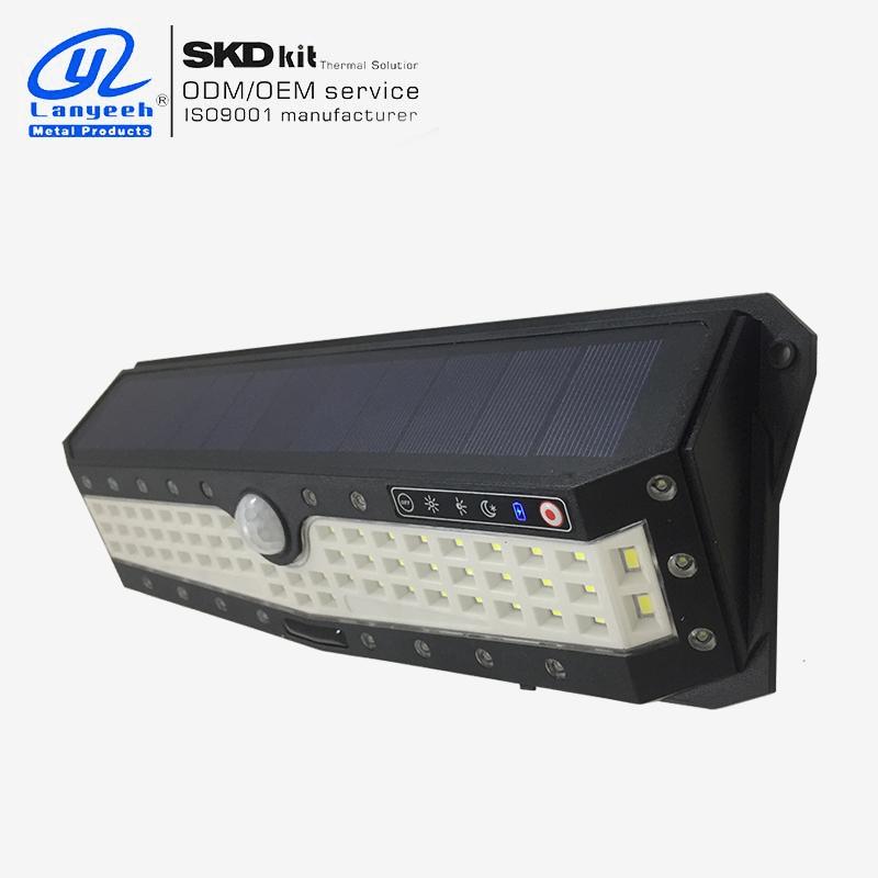 Solar Motion Sensor Light&solar led lights   5W
