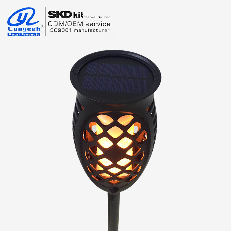 Solar Flame Light&solar led yard lights