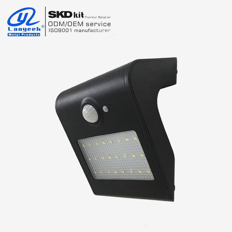 Led Wall Light Solar
